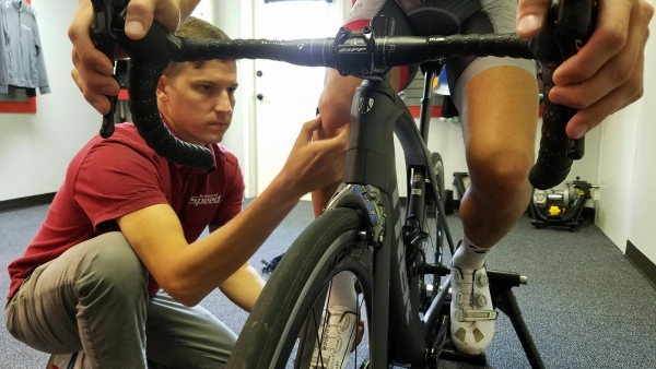 Schedule a Retül Bike Fit
