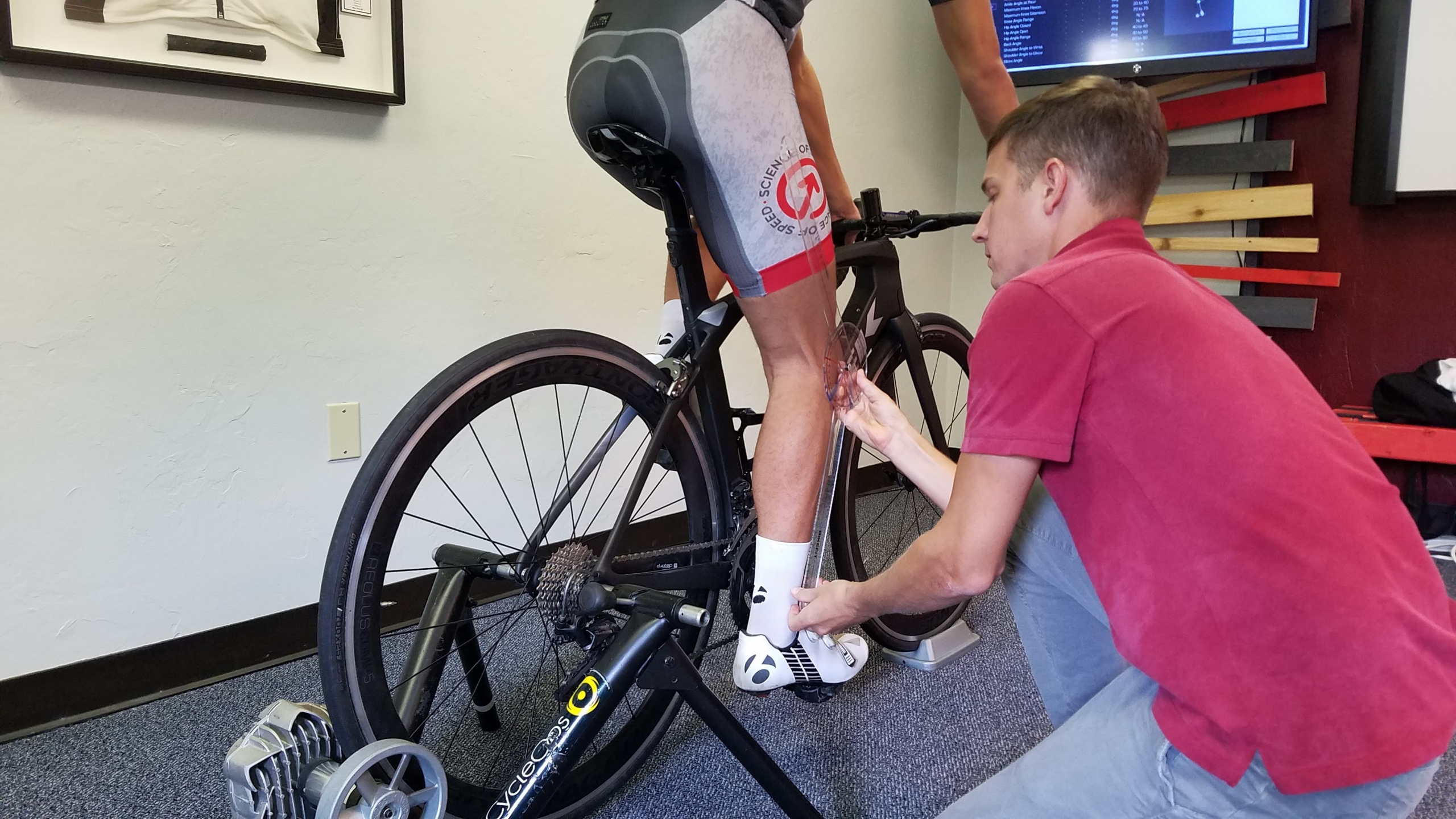 Schedule a Static Bike Fit